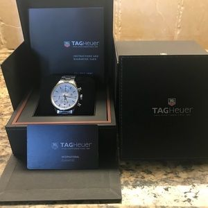 Men's Tag Heuer